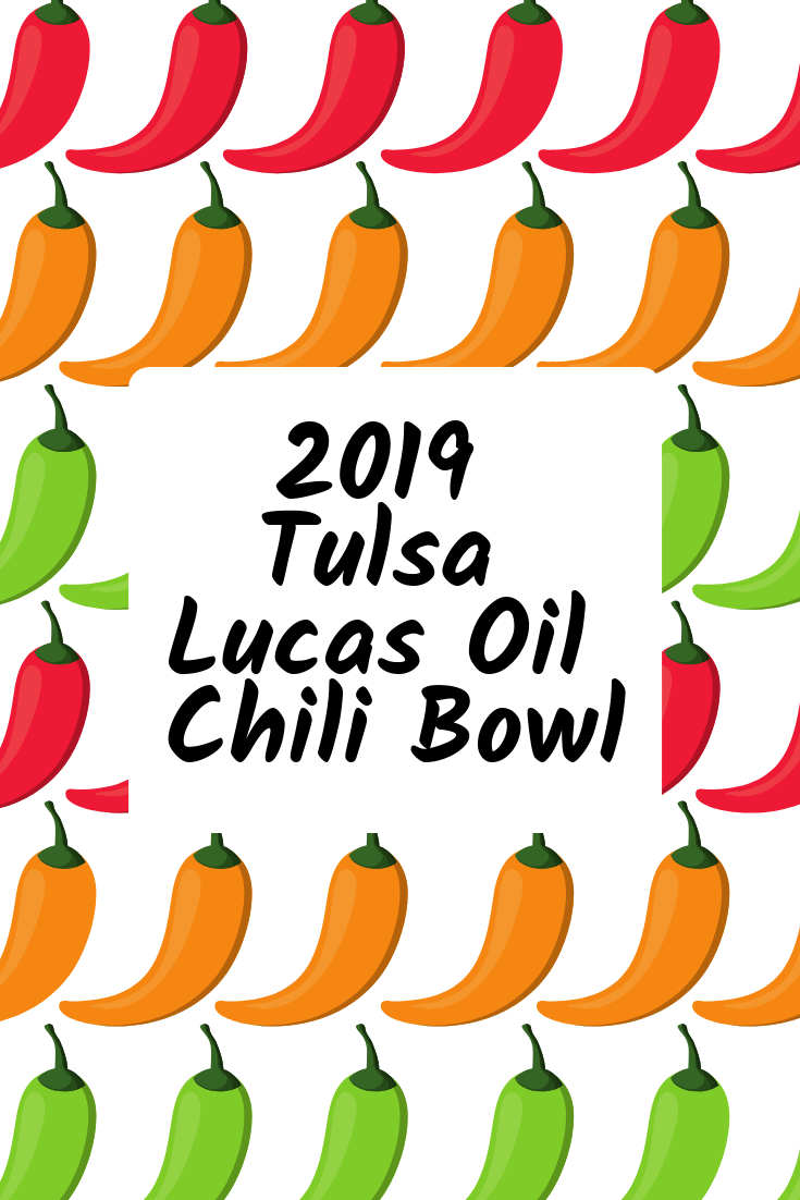 It's time for the 33rd annual Tulsa Lucas Oil Chili Bowl! Here is your complete guide to this years Chili Bowl!