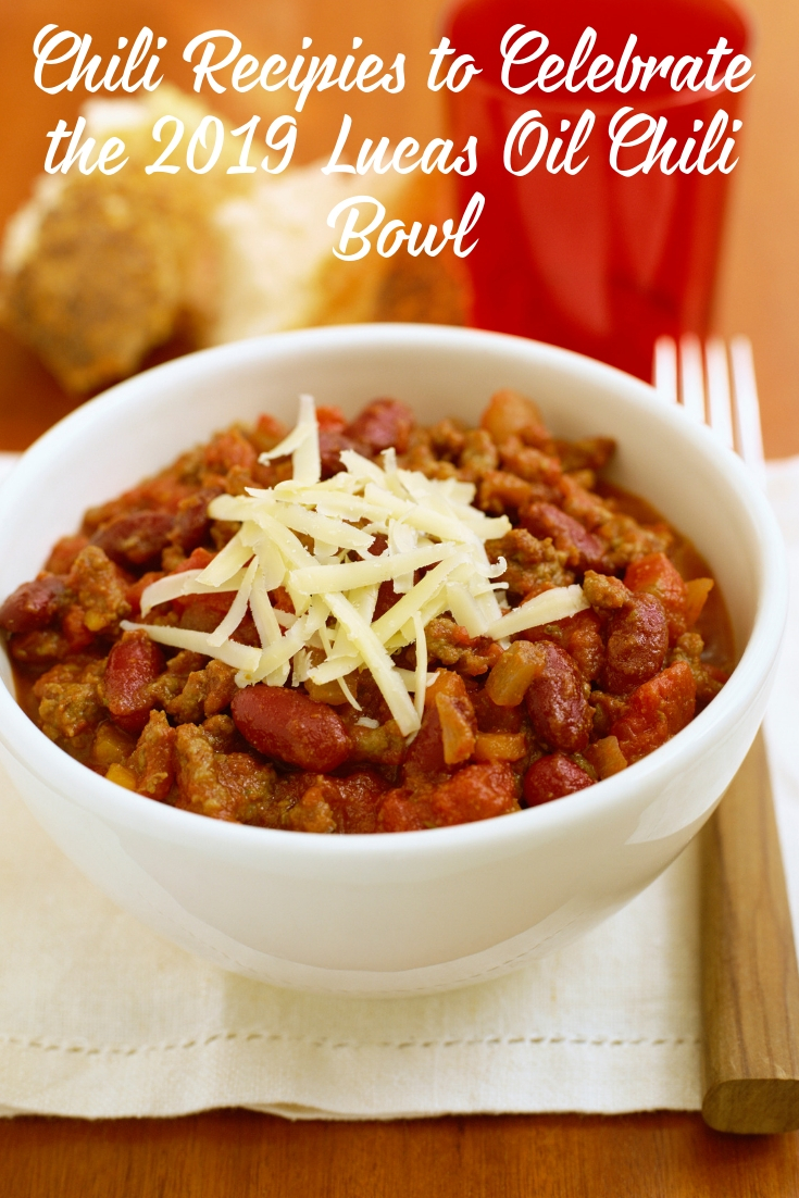 It's cold outside, and Tulsa is gearing up for the 2019 Lucas Oil Chili Bowl - so we thought it was the perfect time to give you our top 5 favorite chili recipes to warm you up on those cold Tulsa evenings.