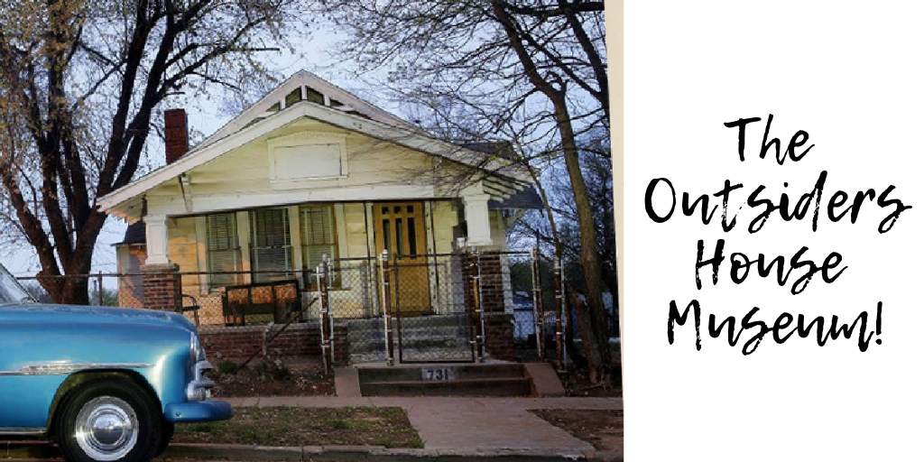 Tulsa is home of the classic film The Outsiders by Francis Ford Coppola. Now, 36 years later, the original house from the film is being turned into a museum honoring this timeless film.