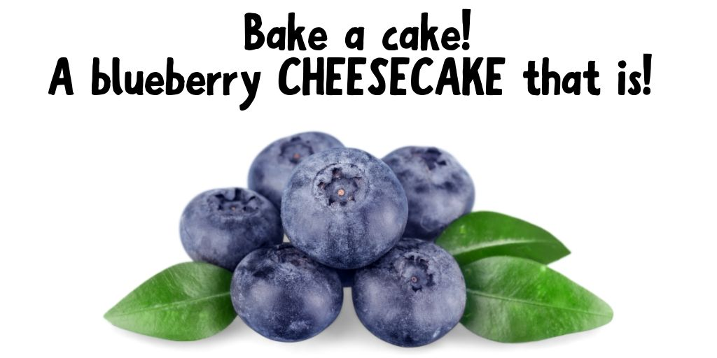 Did you know that May 26th is National Blueberry Cheesecake Day?! Today we're sharing with you some great ways to celebrate this tasty holiday. Gather up your friends and family and join us for an excellent day of tasty treats, fun adventures, and the antioxidant power of blueberries!