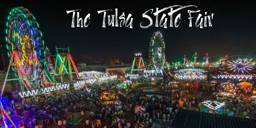 For 11 days a year Tulsa gets a big treat...the Tulsa State Fair! It's a huge, fun filled event that has everything from great food to entertainers, and even Disney on Ice!