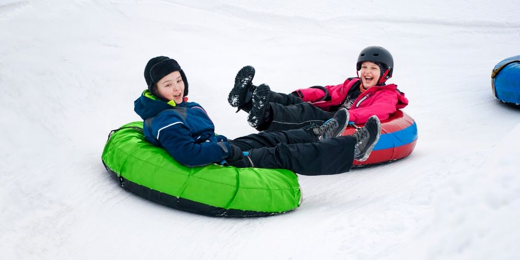 Craving some real winter fun for the whole family? There is a snow tubing hill in Oklahoma where you can experience the thrill of a lifetime even when there isn't snow on the ground.
