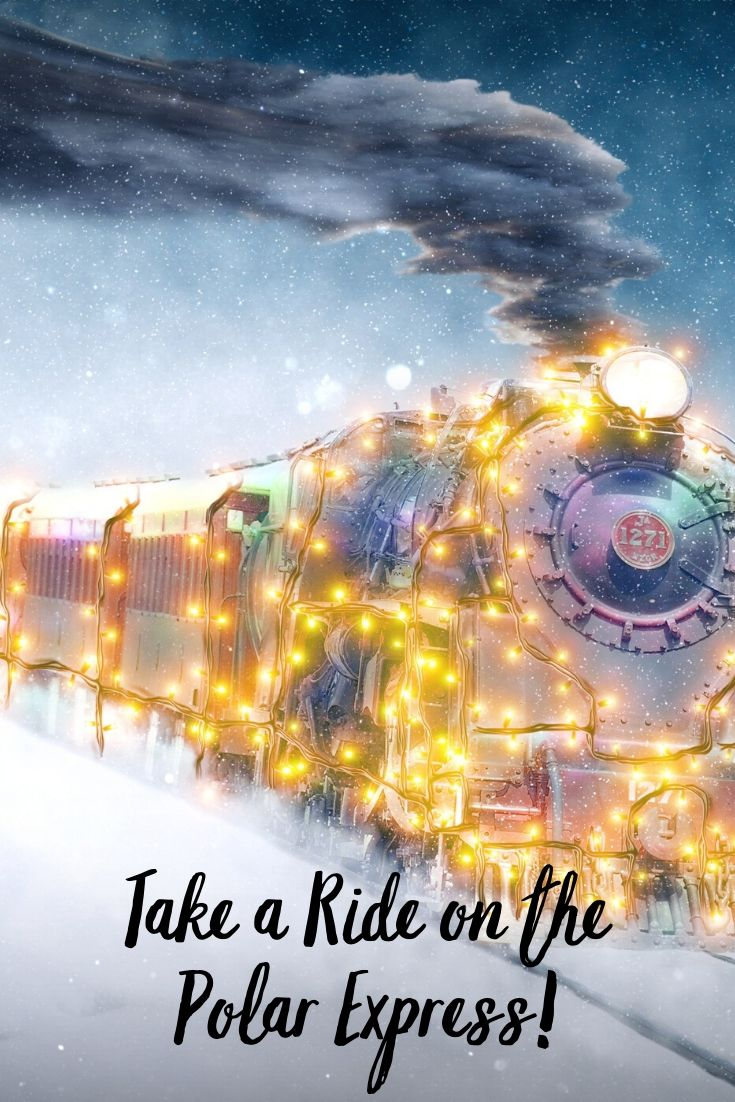 The Polar Express Train Ride is coming to Oklahoma this year and you won't want to miss this magical event. You'll get to relive the magic of this classic holiday story while riding on a real train and it's one of the best holiday attractions to experience with the whole family.