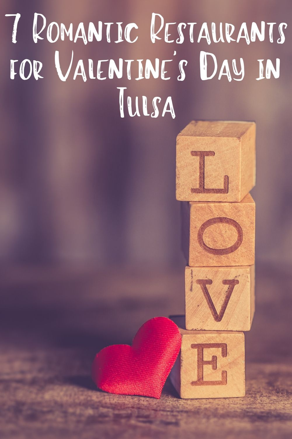 Living in Tulsa is great. There's so much to see and do. When it comes to Tulsa restaurants and Valentine's Day in Tulsa you can't go wrong with these romantic restaurants. Your date will love these awesome Tulsa restaurants.