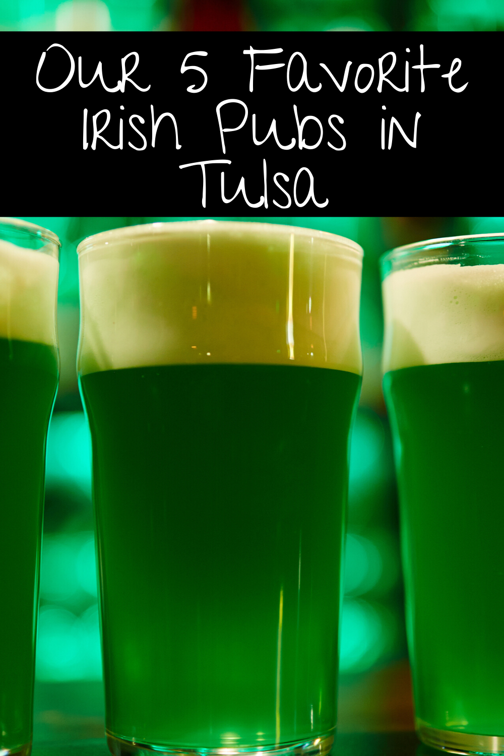 Let's dive in and take a look at some of the Irish pubs in Tulsa. When it comes time for St. Patrick's day in Tulsa here is where you should start!